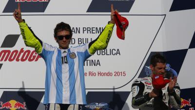 Revive los mejores momentos del Gran Premio de Argentina