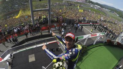 Revive los mejores momentos del Gran Premio de Italia