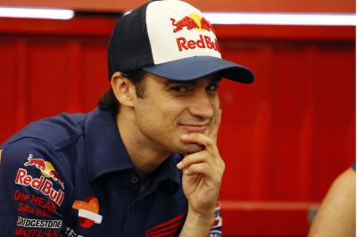 Pedrosa Blog: Now, let's watch the Tour!