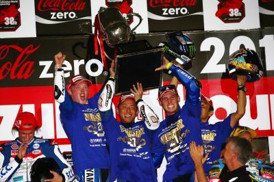 Smith und Espargaro feiern Sieg in Suzuka