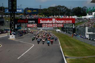 2015 Suzuka 8 Hours