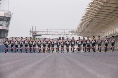 The Shell Advance Asia Talent Cup begins again at Sepang