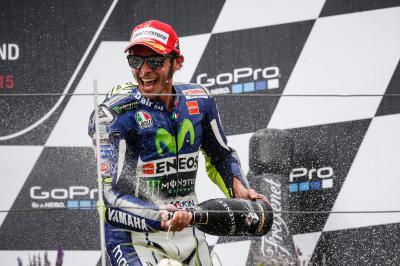 Rossi bricht weiteren Rekord