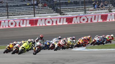 Moto2™ #StatAttack : Indianapolis