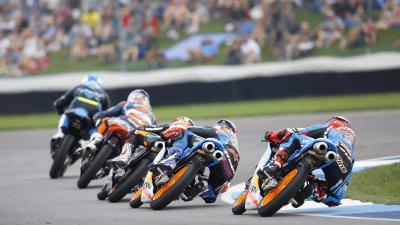 #StatAttack Moto3™: GP de  Indianápolis