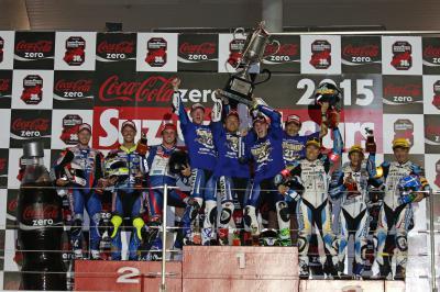 鈴鹿8時間耐久ロードレース‐決勝レースハイライト