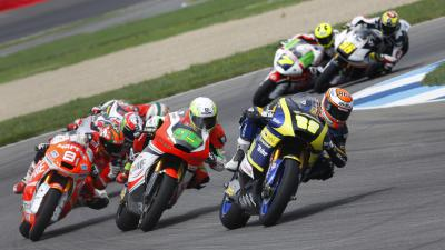 Back to business as Moto2™ returns to America