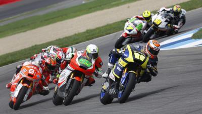 Moto2™ vuelve a la acción en Indianápolis