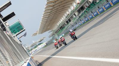 Shell Advance Asia Talent Cup - Round 3 - Sepang - Gara 1