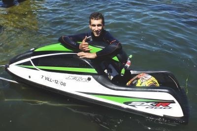Rins: 'Espero que mi primer triunfo en Moto2™ llegue pronto'