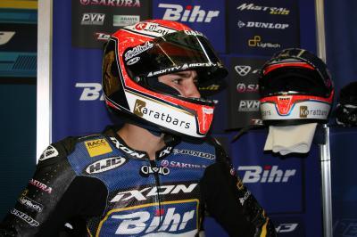 Xavi Vierge sustituye a Cardús en el Tech3 Racing