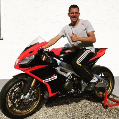 "Bradl: ""I can't wait to start this new, great adventure"""