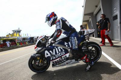 "Di Meglio: ""This is a very powerful bike"""