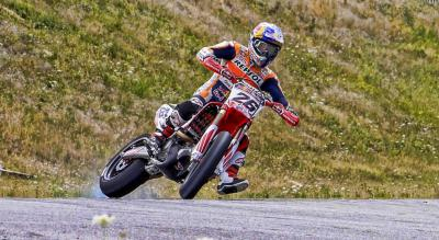 Pedrosa Blog: Windsurf and supermotard