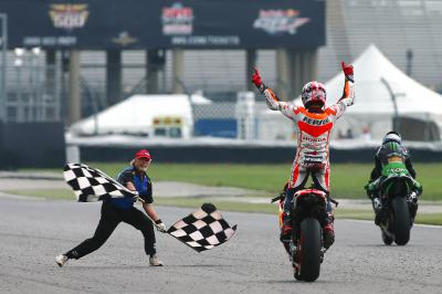 Marquez Blog: We're back and ready for action
