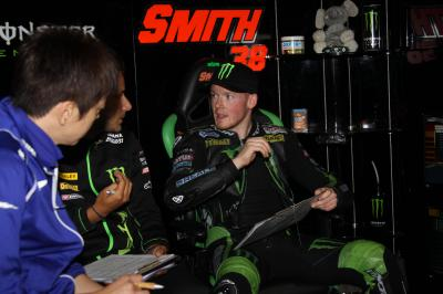 Smith: 'It's time to go back to work'