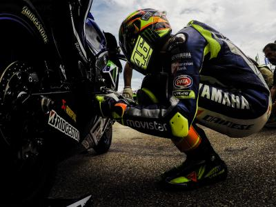 "Rossi: ""The first part went very well with nine podiums'"