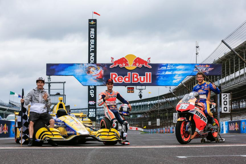 Red Bull Indianapolis Grand Prix Pre-Event