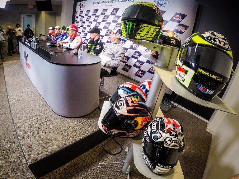 Red Bull Indianapolis Grand Prix Press Conference