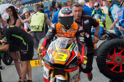 Forward Racing back for Brno