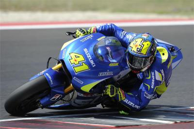 """Espargaro: """"The layout worries me a little"""""""