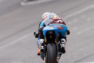 Rabat domine les débats en Moto2™ au Brickyard