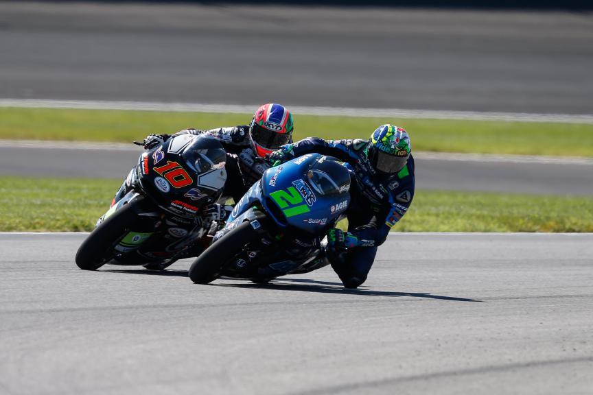 Moto2 Indy FP2