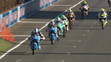 Indianapolis GP Moto3™ 1. Freies Training