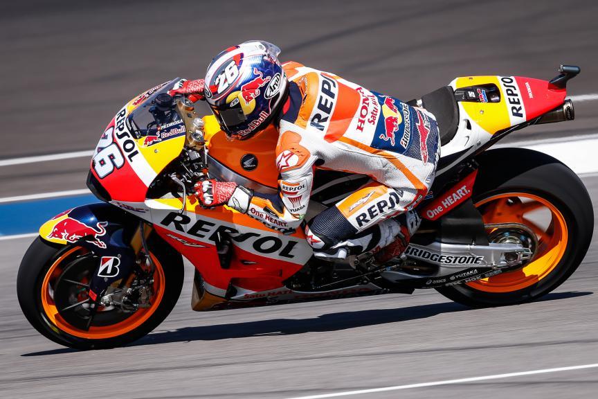 Dani Pedrosa, Repsol Honda Team, Indy FP2