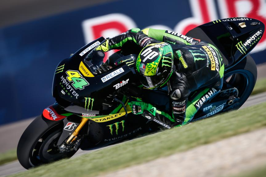 Pol Espargaro, Monster Yamaha Tech 3, Indy FP2