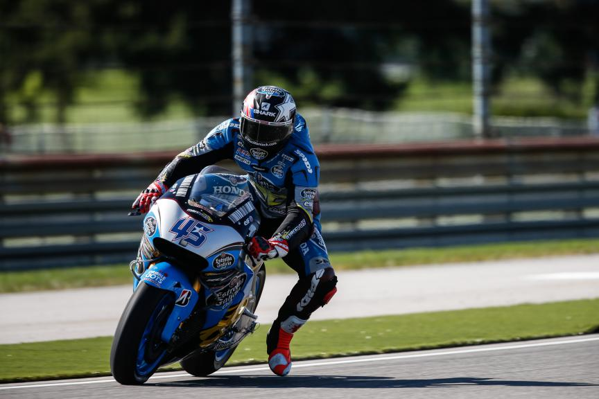 Scott Redding, EG 0,0, Marc VDS, Indy FP2