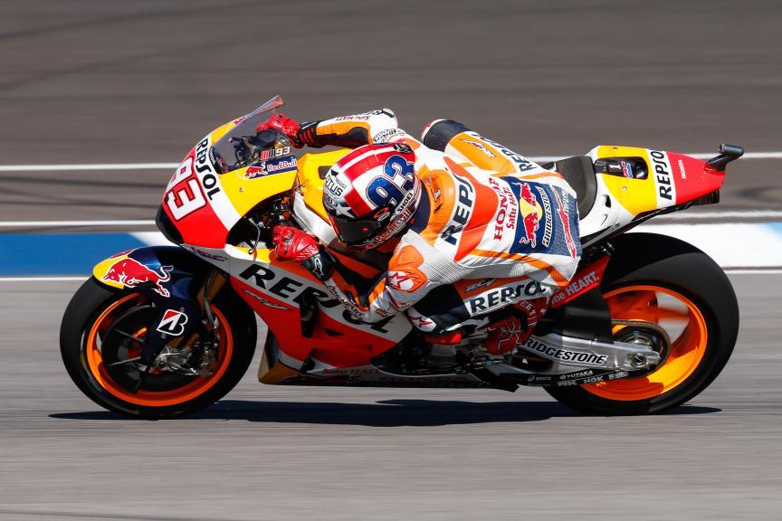 Marc Marquez, Repsol Honda Team, Indy FP2