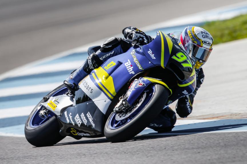 Xavier Vierge, Tech 3, Indy FP2