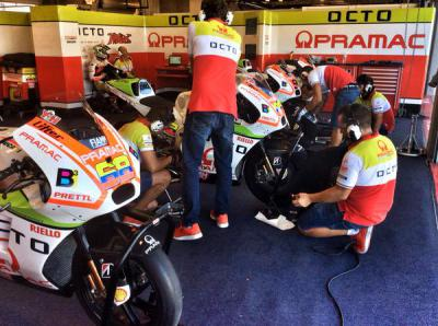 Pramac Racing : « Plusieurs pilotes se sont proposés… »