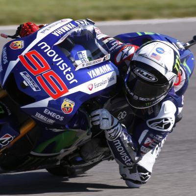 "Lorenzo: ""Every change we made we were able to improve"""