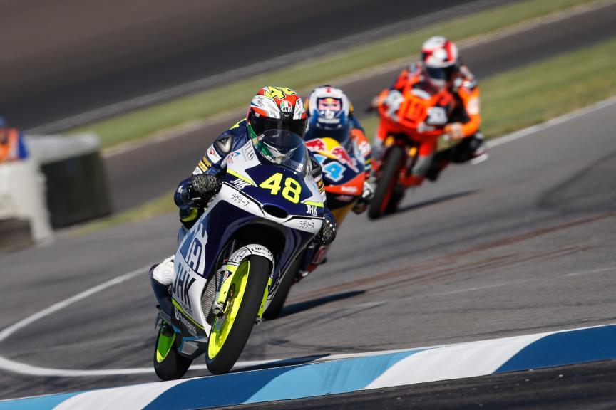 Lorenzo Dalla Porta, Husqvarna Factory Laglisse, Indy FP2