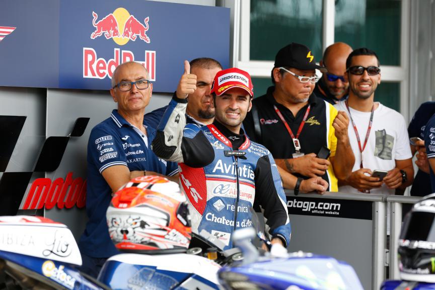 Hector Barbera, Avintia Racing, Indy Q2