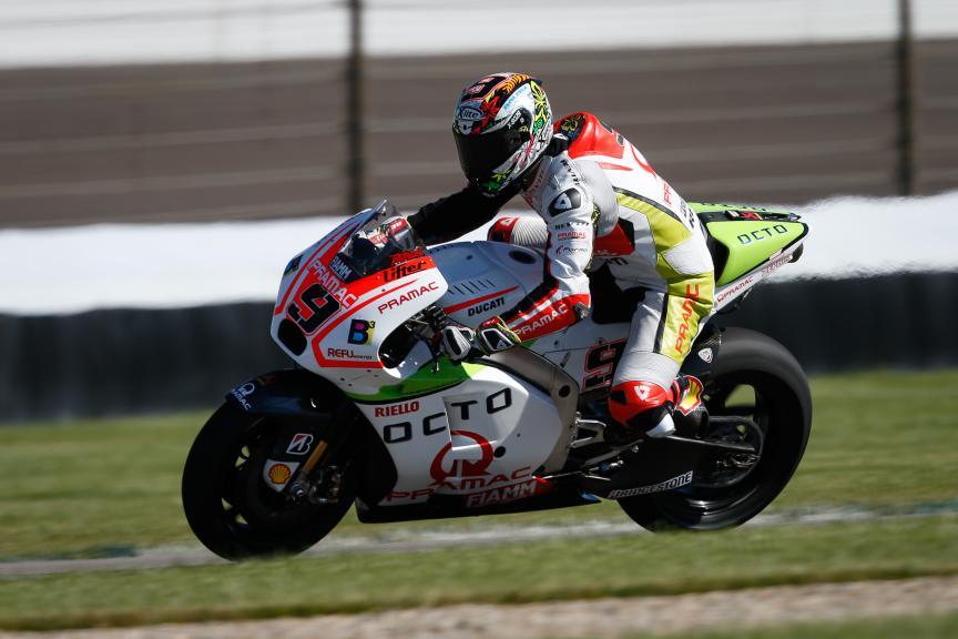 Danilo Petrucci, Octo Pramac Racing, Indy Q1