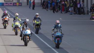 #IndyGP : Moto2™ FP3