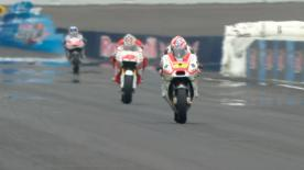 The first Qualifying session of the MotoGP™ World Championship at the #IndyGP.