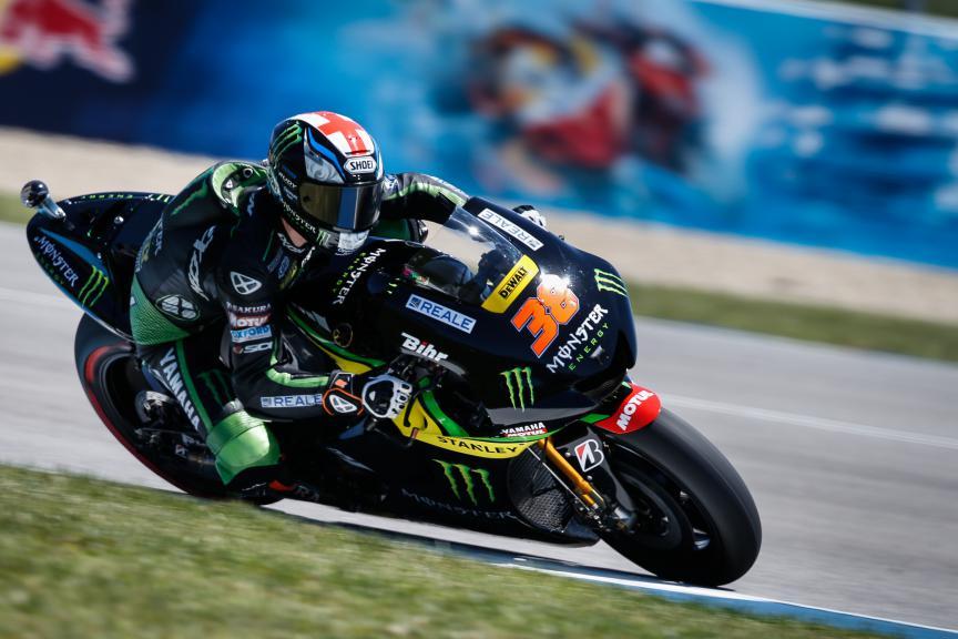 Bradley Smith, Monster Yamaha Tech 3, Indy Q2