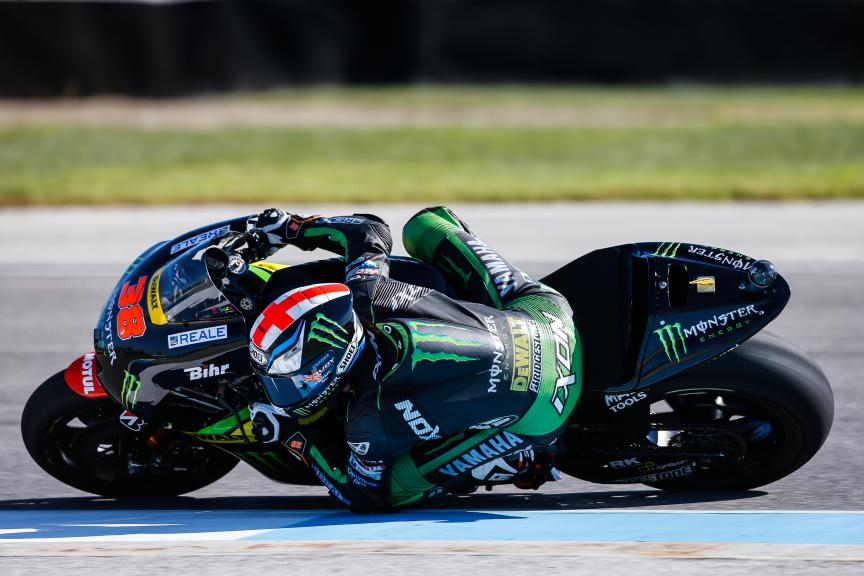 Bradley Smith, Monster Yamaha Tech 3, Indy FP3