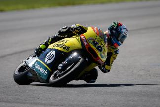 Record-breaking Rins fastest in Moto2™ FP3