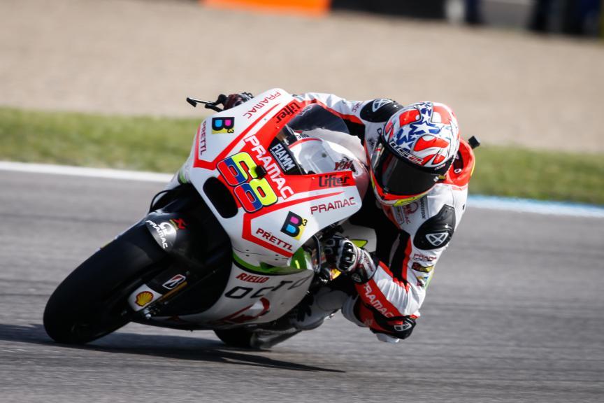 Yonny Hernandez, Octo Pramac Racing, Indy Q1