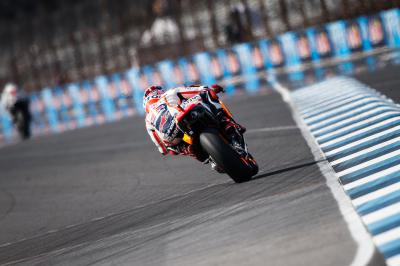 Marquez continues dominance in FP4