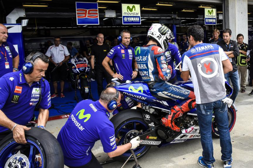 Jorge Lorenzo, Movistar Yamaha MotoGP, Indy Q2