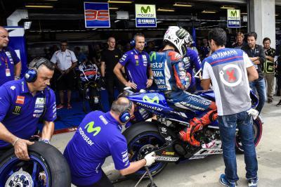 Lorenzo : « La course va être longue »