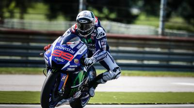 "Lorenzo: ""Riskante Strategie in Indy"""