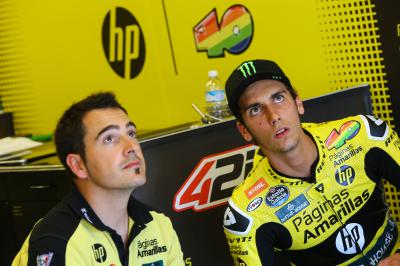 "Rins: ""I will try to win tomorrow but it's difficult"""