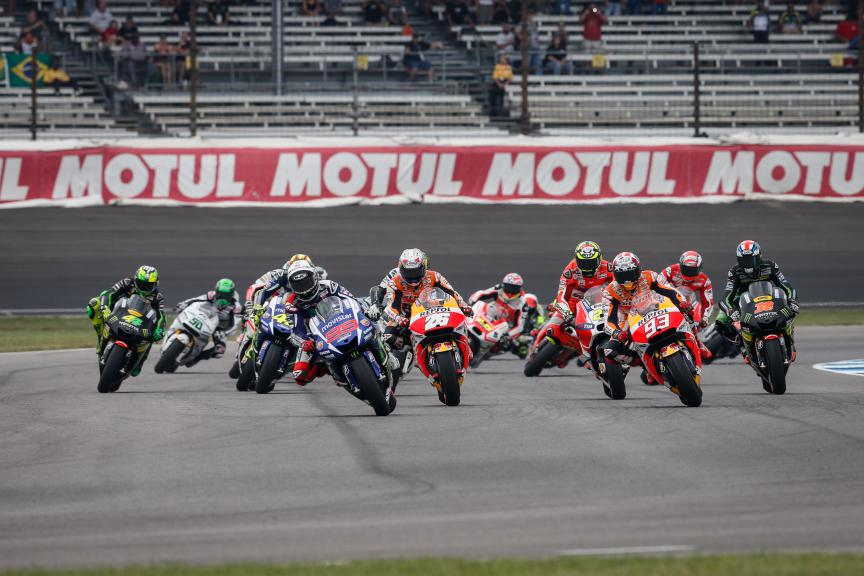 MotoGP Indy RACE